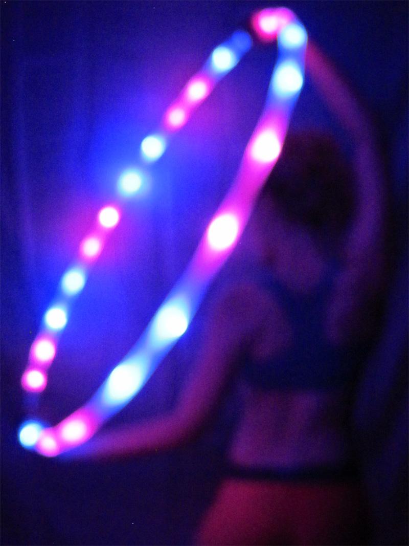 Nov 01, 2012 HiJoe 2012 Hula-hooping with light
