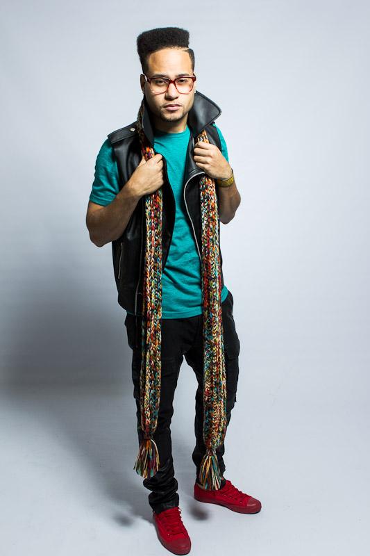 Male model photo shoot of JONPHOENIX