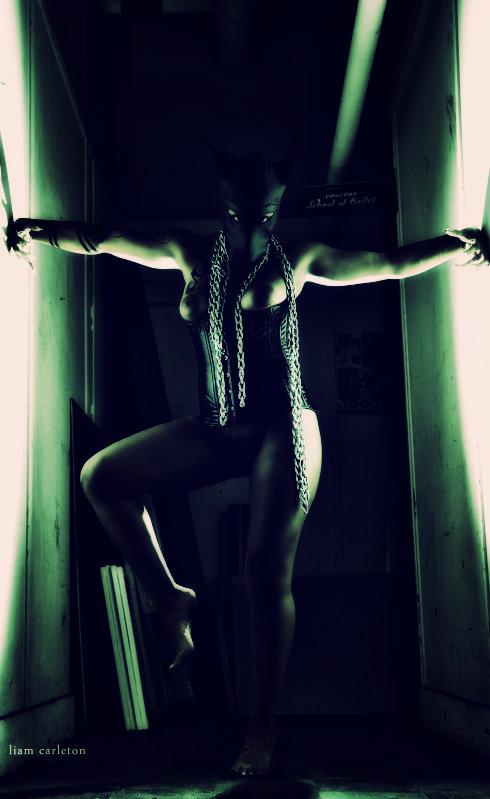 Female model photo shoot of Brittanie binx