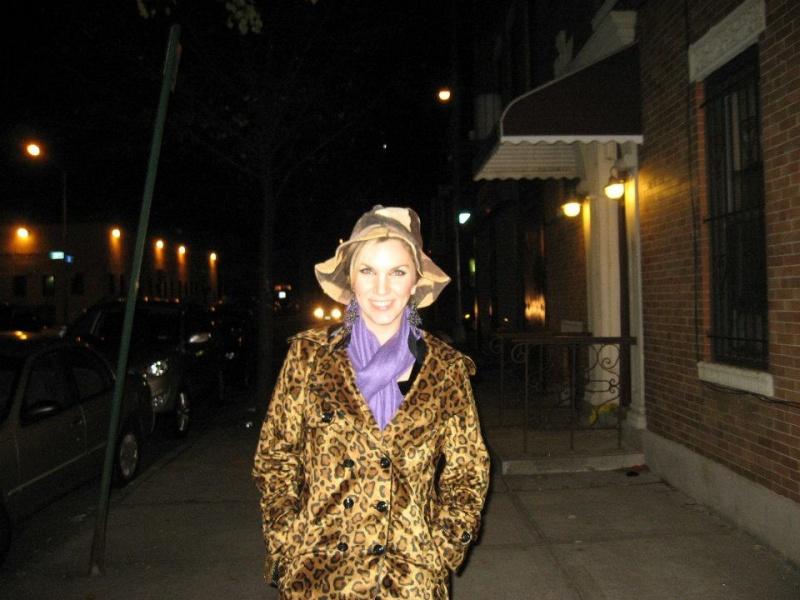 Female model photo shoot of Aurigemma in New York