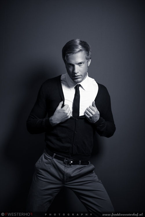 Male model photo shoot of Pedrito by Westerhof