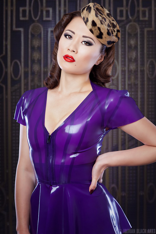 Nov 04, 2012 Iberian Black Arts Kaori from Kaoris Latex Dreams
