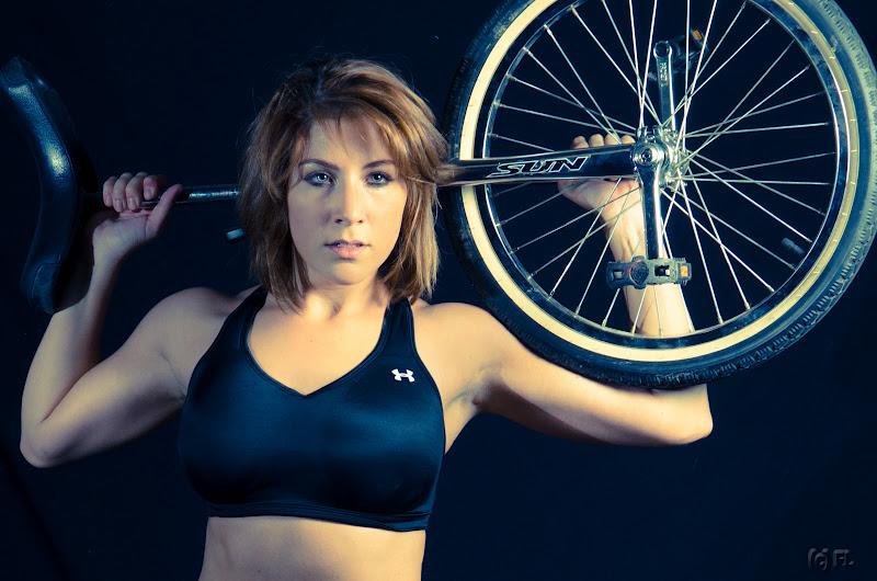 Female model photo shoot of Rani Kay