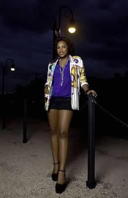 Female model photo shoot of Jasmine Stevenson
