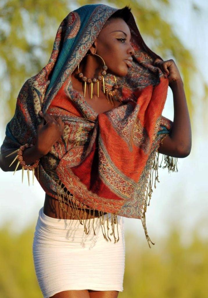 Female model photo shoot of Magdala  joseph in Bahamas