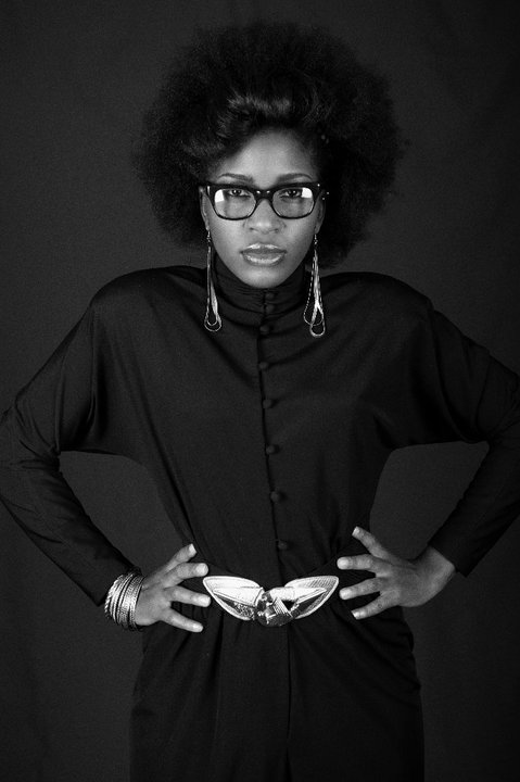 Female model photo shoot of AnnieLove  by Photos by Kehinde, makeup by iKandy Makeup by Tamara