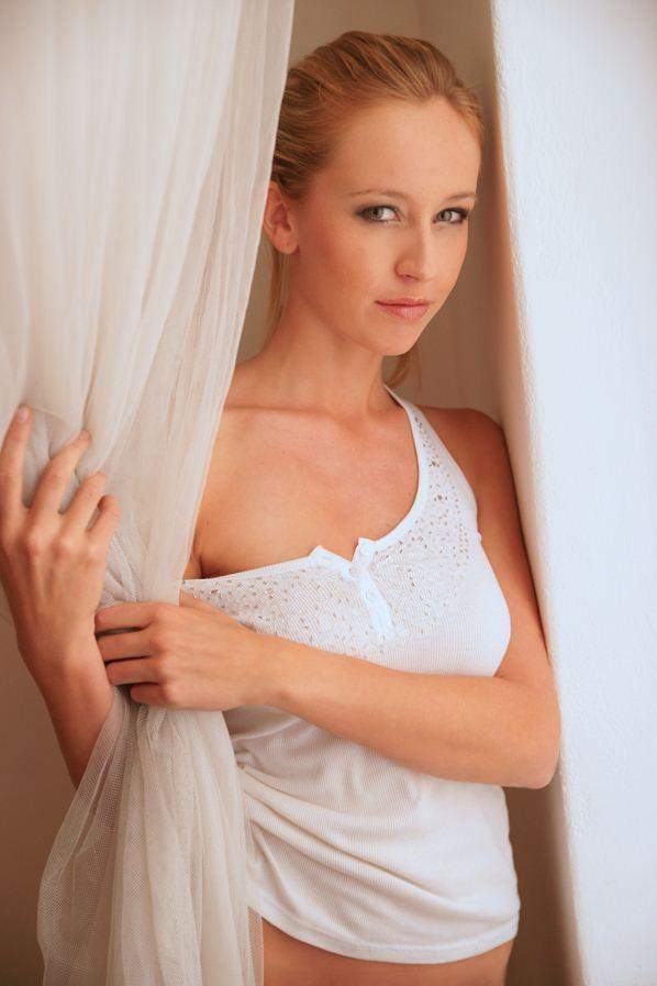 Female model photo shoot of Radee in Photostudio MTA Prague