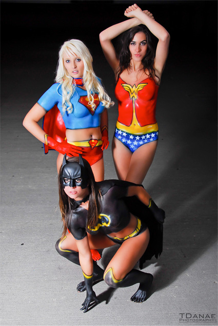cincinnati Nov 06, 2012 tdanae photography and anything airbrushed plus super heros