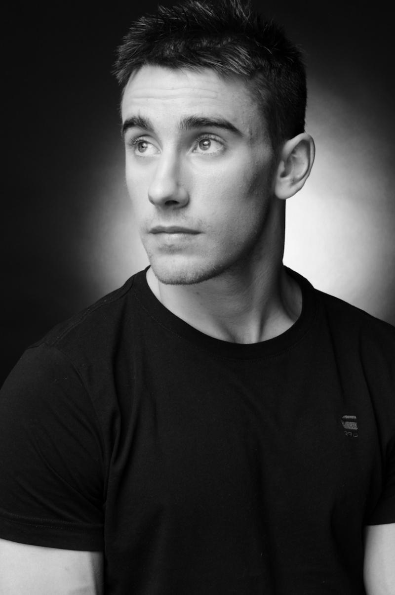 Male model photo shoot of Antonyt