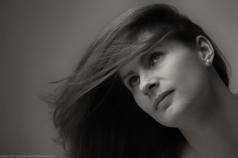 Female model photo shoot of SoGinger in Banana Factory