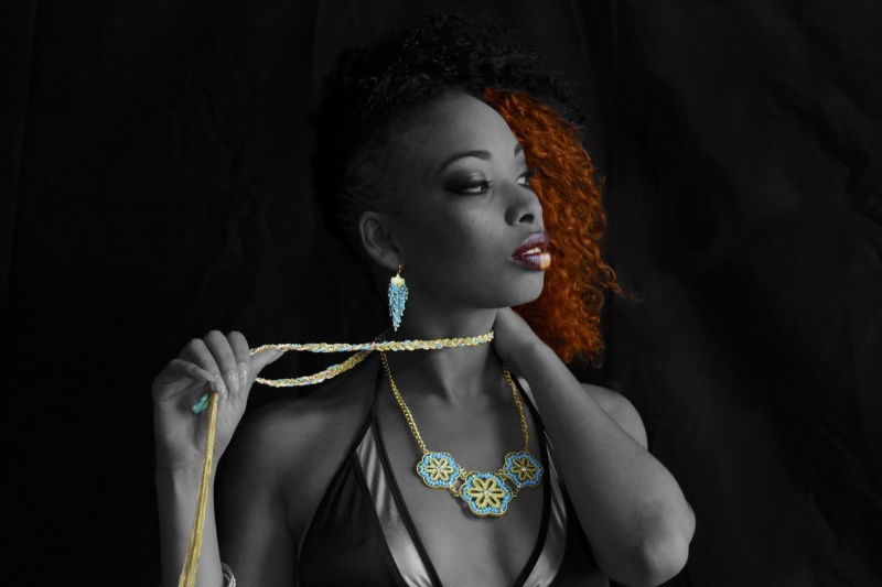 Female model photo shoot of Finally Free