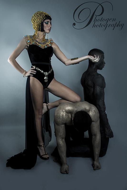 Nov 07, 2012 Photogen Photography Modern Cleopatra