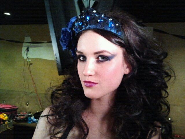Female model photo shoot of Pearls Beauty