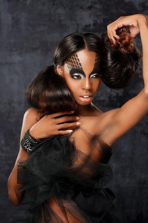 Female model photo shoot of SHAYRA SMITH