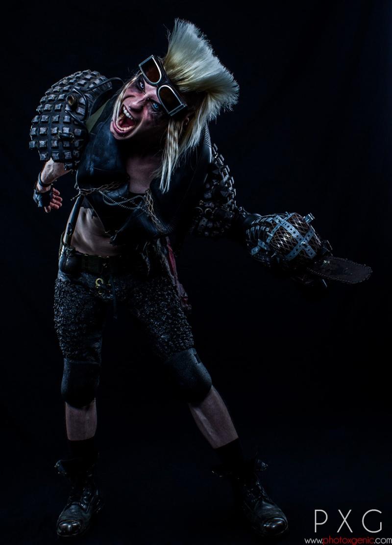Los Angeles, CA Nov 08, 2012 Sam Rusani Exploring the dark side with Garbage Viking