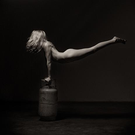 Female model photo shoot of Seneca Thompson by John Milton