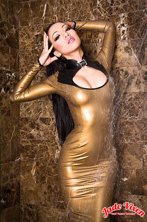"""Nov 12, 2012 www.jadevixen..com """"Wet Gold"""""""