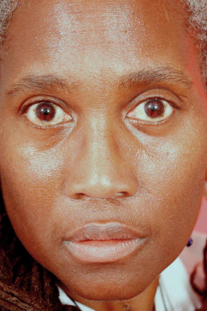 Nov 12, 2012 ©Harmon Outlaw  The Face of V-Kali