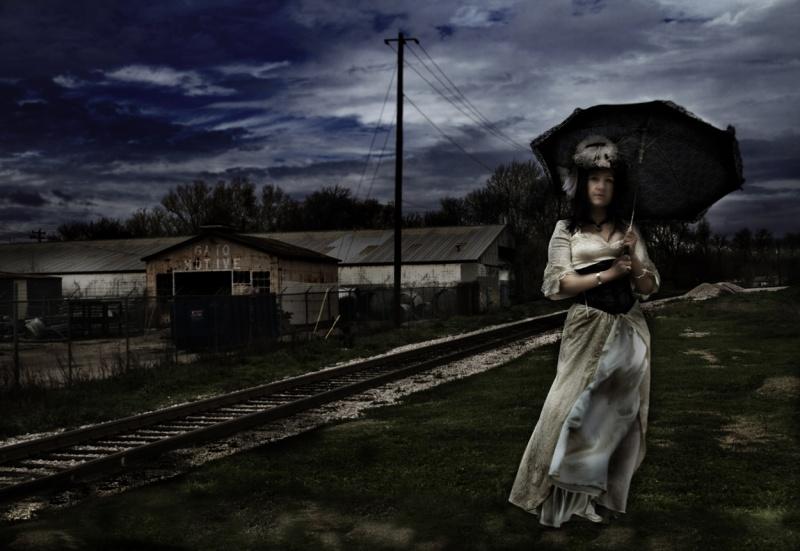 Female model photo shoot of Alchemy by robotbones in Austin, TX