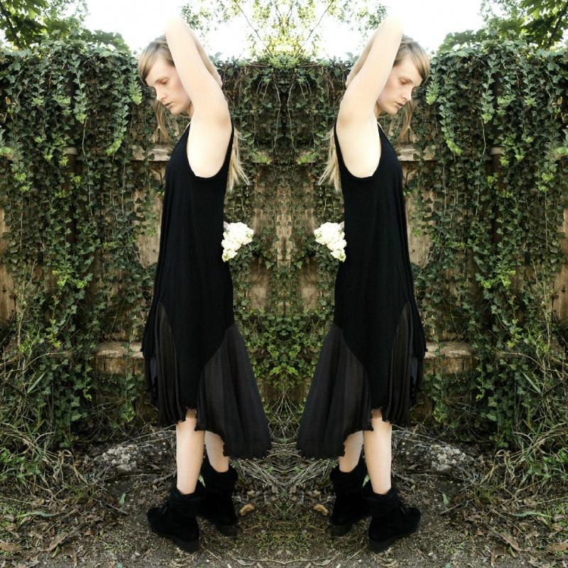 Female model photo shoot of KatastrophicDesign by Katy Shayne