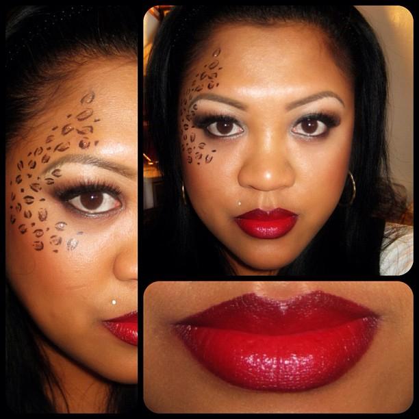 Female model photo shoot of Make Up by LadyJae