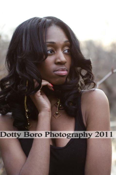 Female model photo shoot of november