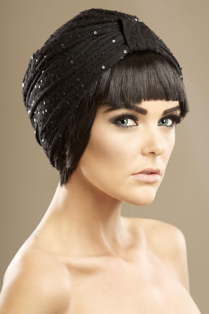 Nov 15, 2012 Clare Coulter Black Wig!