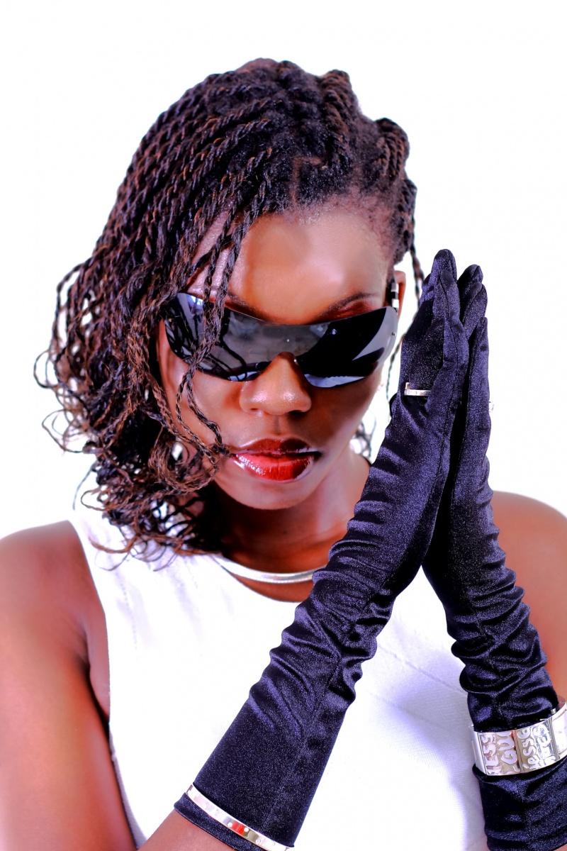 Negirl Jamaica Nov 18, 2012 Forever A Diamond Model Tracy-Ann