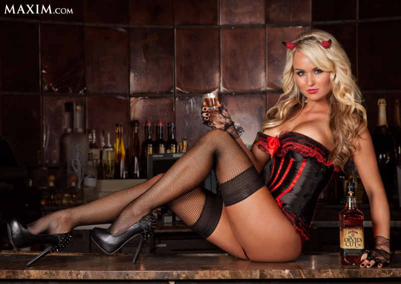 New Orleans Nov 19, 2012 MAXIM Magazine 2012 Devils Cut 2