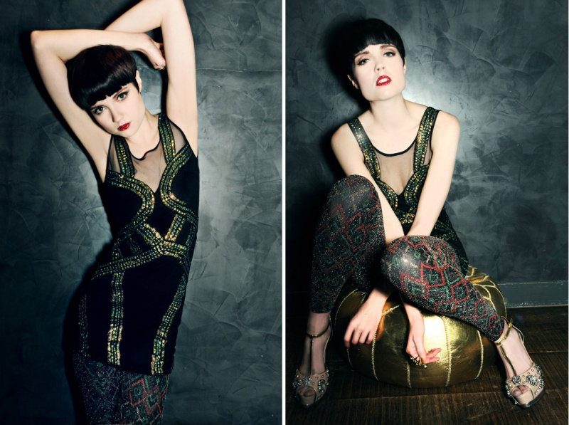 Nov 20, 2012 Look Magazine - Jessie J - Get The Look for Miss Selfridge