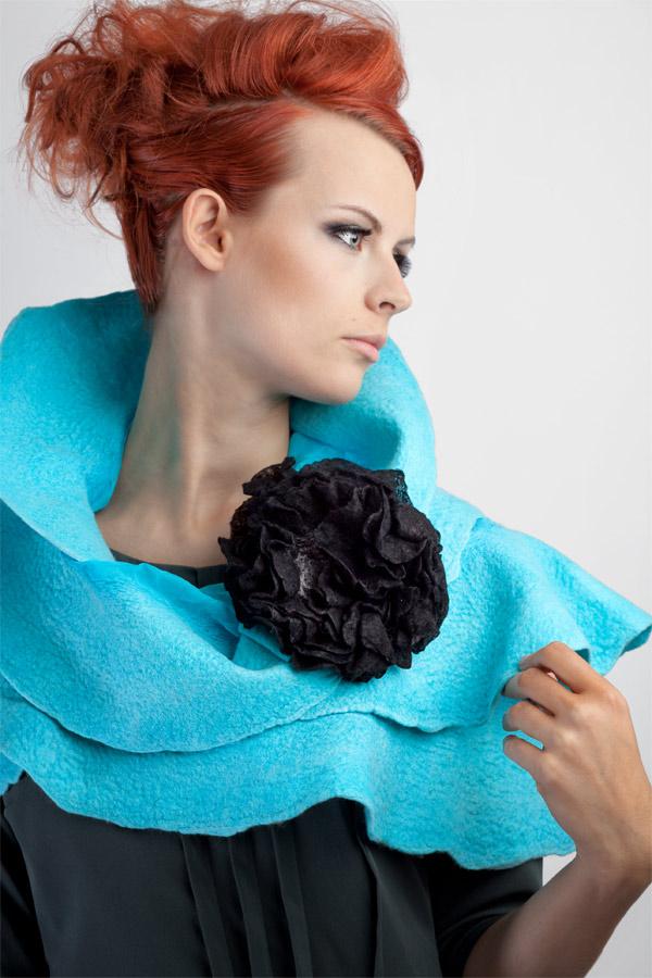 Female model photo shoot of HeartfeltFashion by Sebastian Pintal in Ireland, hair styled by Shockalocks