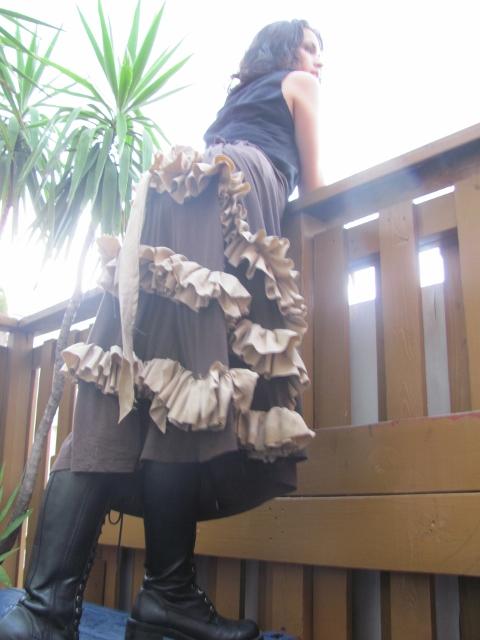 Nov 24, 2012 skirt
