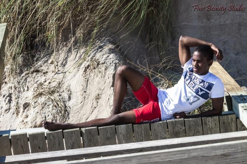 Male model photo shoot of Ramon N Diaz in vero beach FL