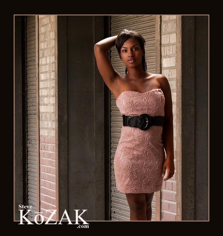 Female model photo shoot of Tasia Bernard by Steve Kozak Photography in Arlington, TX