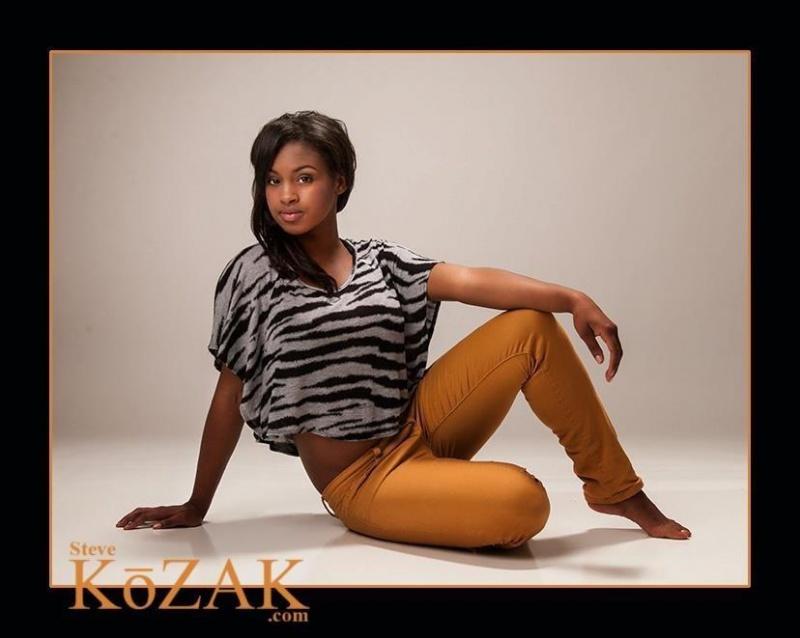 Female model photo shoot of Tasia Bernard by Steve Kozak Photography in DFW Texas