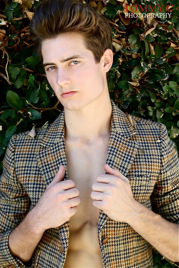Male model photo shoot of TOMMYCPHOTOGRAPHY