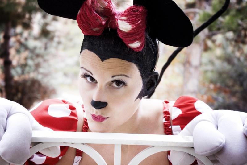 Reno Nov 25, 2012 Sackett Studios Minnie Mouse