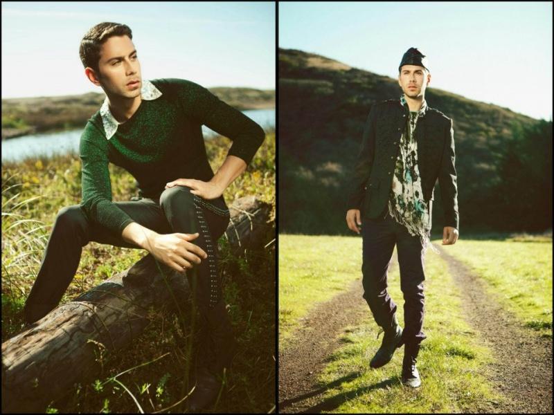 Male model photo shoot of Jordan Masuret