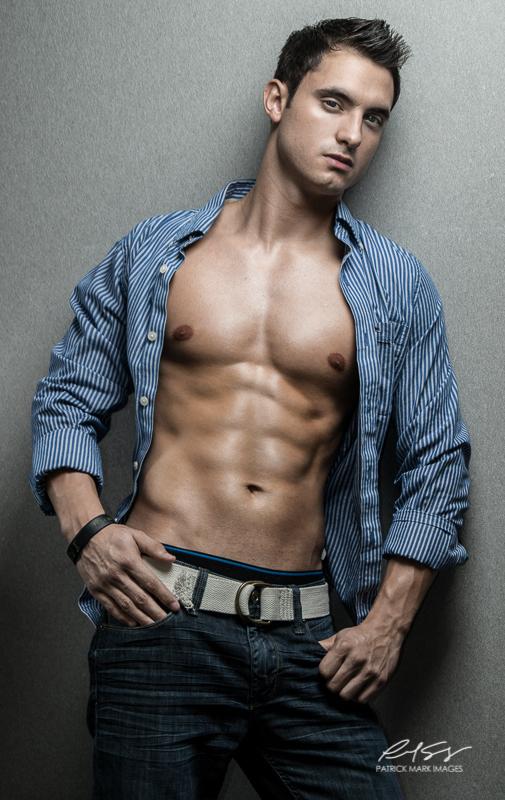 Male model photo shoot of Frost Frost