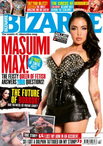 Nov 26, 2012 Bizarre Issue 194 Masuimi Max