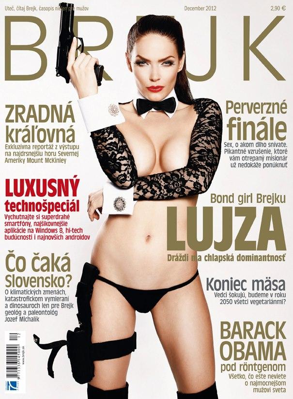 Slovakia Nov 27, 2012 Adam Suchanek Brejk magazine