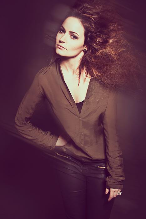 Female model photo shoot of Kyraaa in Groningen