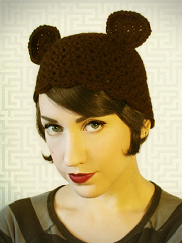 Nov 28, 2012 Horribly Eclectic Dark Mouse Critter Cloche