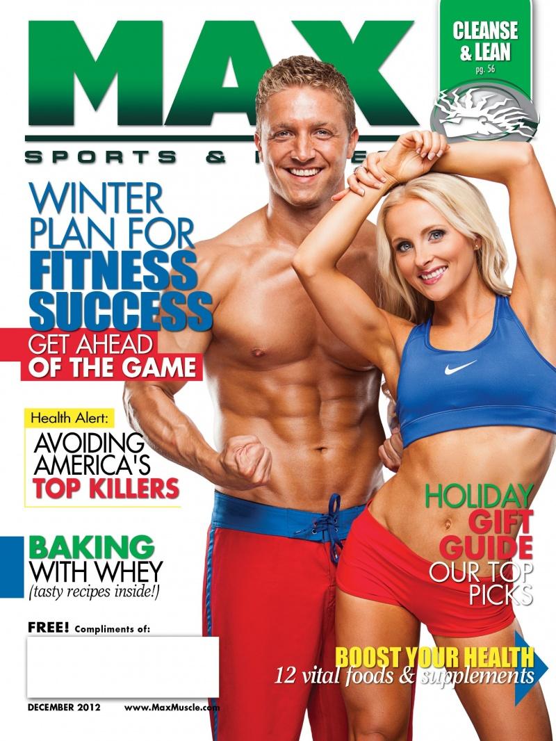 Nov 28, 2012 JP 2K12 Max Sports & Fitness Magazine | December 2012
