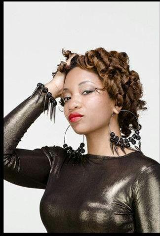 Female model photo shoot of Tia Charnea in Chicago, IL
