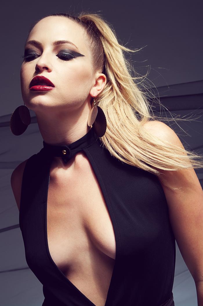 Female model photo shoot of Brit Weaver
