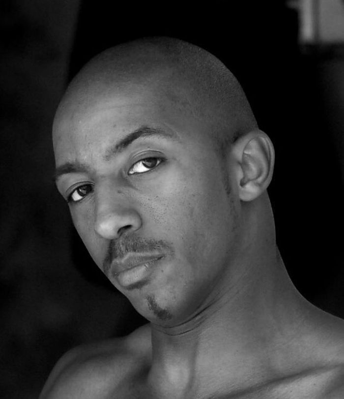 Male model photo shoot of Breelaun