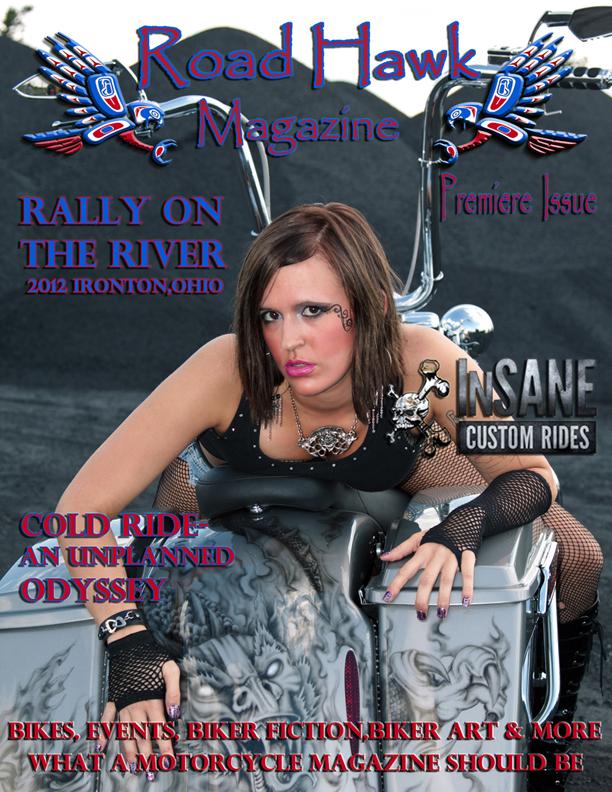 Ironton Ohio Dec 01, 2012 RHS Images Road Hawk Magazine Issue 1