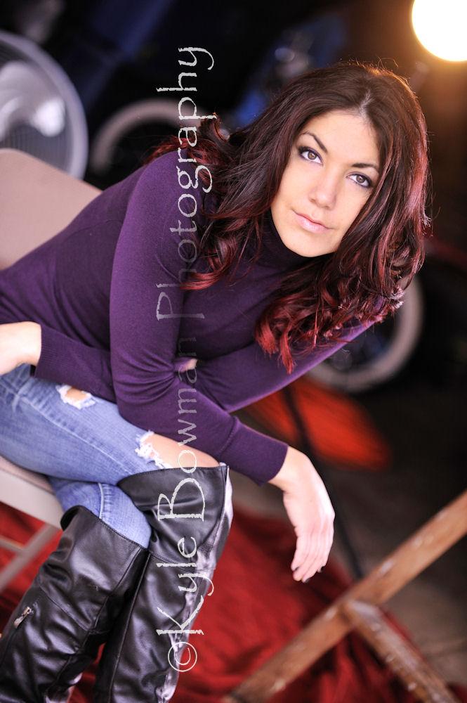 Omaha, NE Dec 02, 2012 Kyle Bowmna Photography Headshots