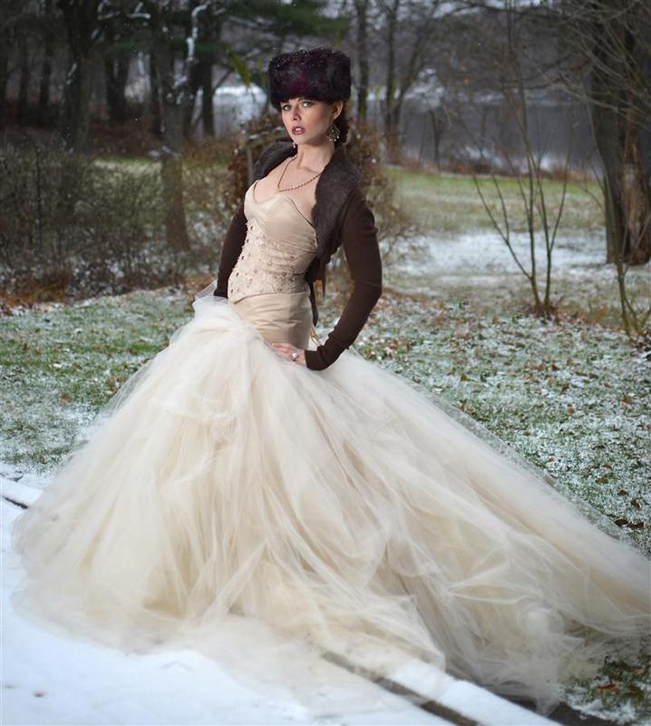 Dec 03, 2012 Winter Bride